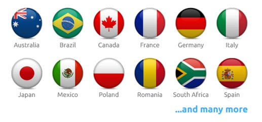 Get Unlimited Multiple Numbers From 45 Different Countries