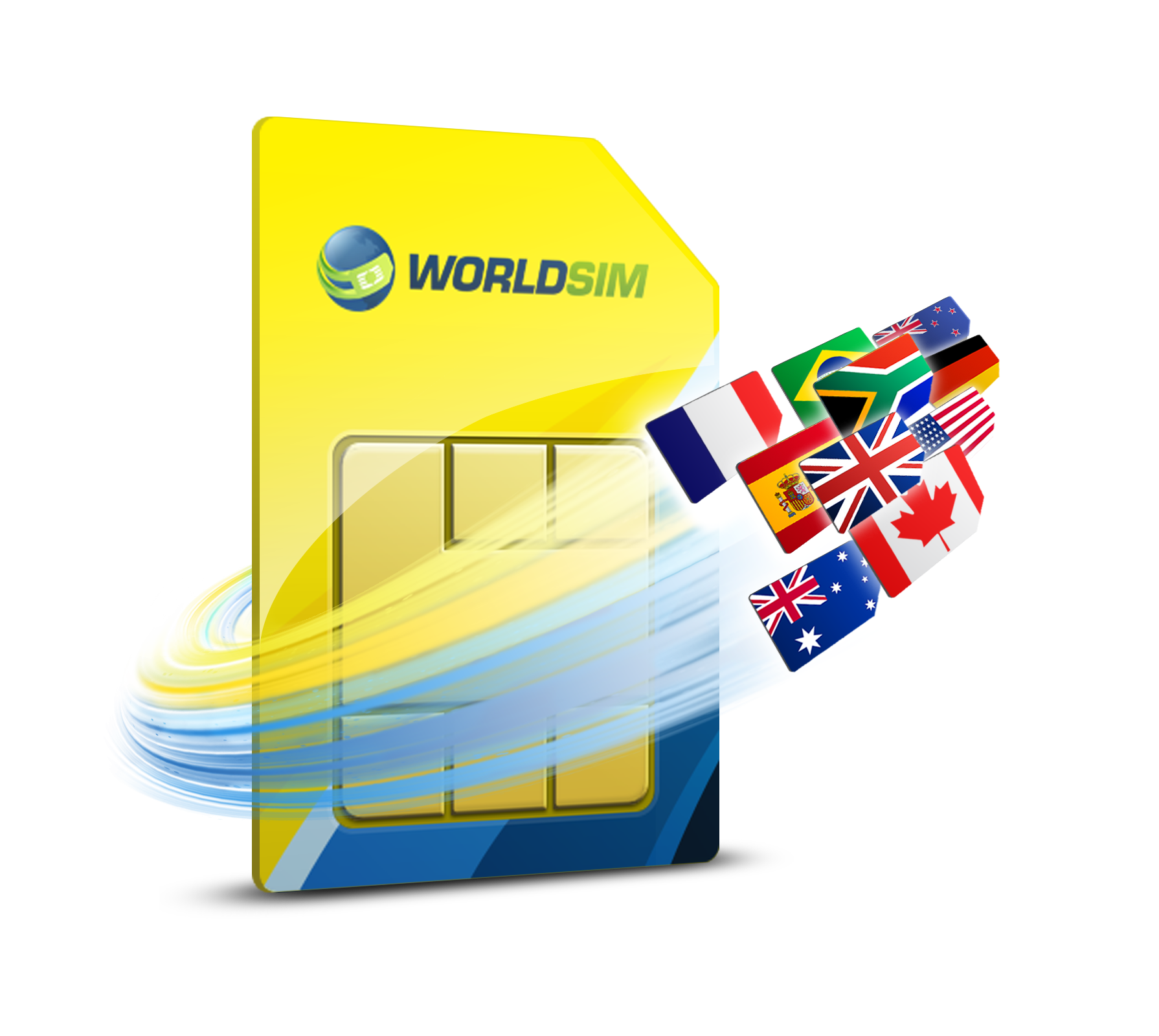 WorldSIM International SIM Card