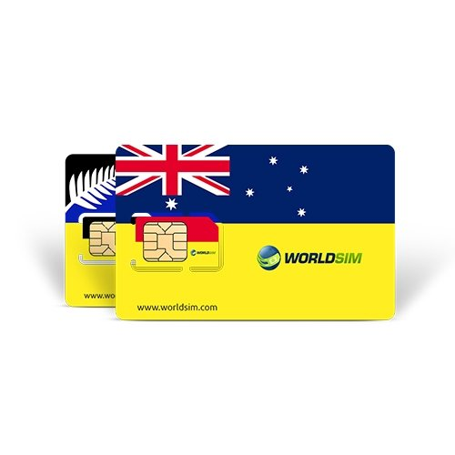 Australia/New Zealand SIM Card