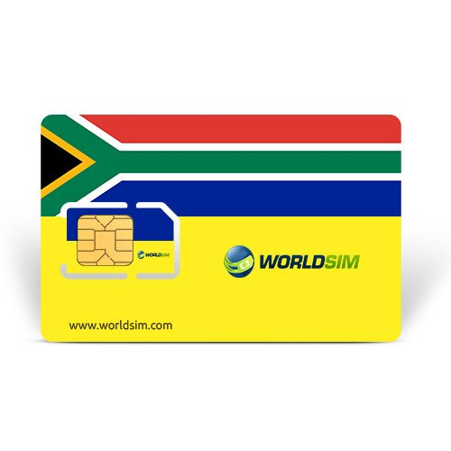 South African SIM Card