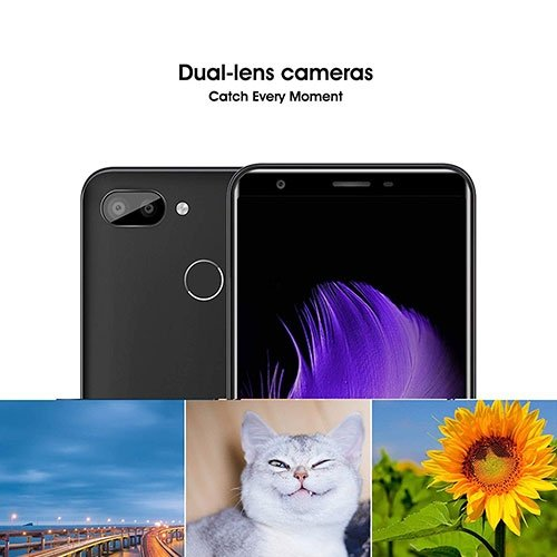 Dual SIM smart android phone