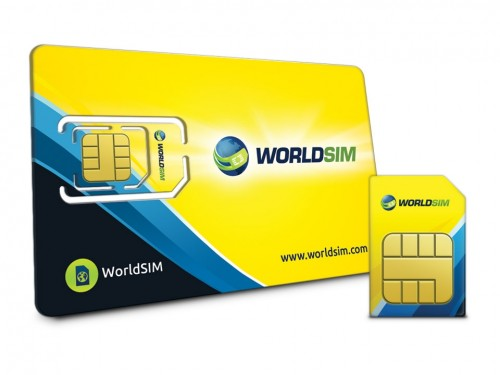 International sim cards for unlocked phones