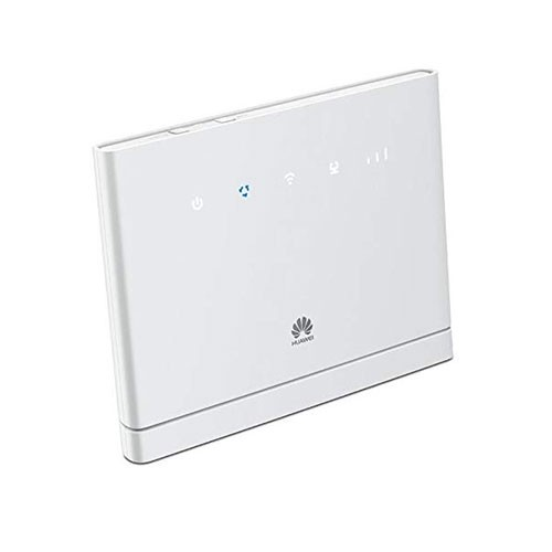 Huawei B315 4G Mobile Portable Wi-Fi Router Right Tilted View