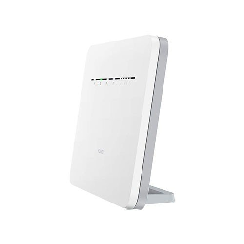 Huawei B535 4G Router Slim Left Tilted View