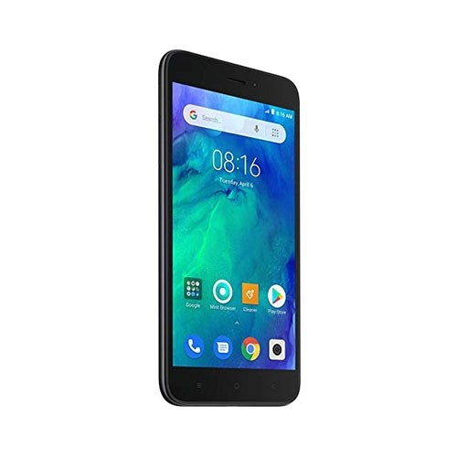 Xiaomi Redmi Go 16GB Dual Sim Phone Front Right Tilted View