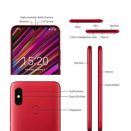 F1 4G Dual SIM Phone 4