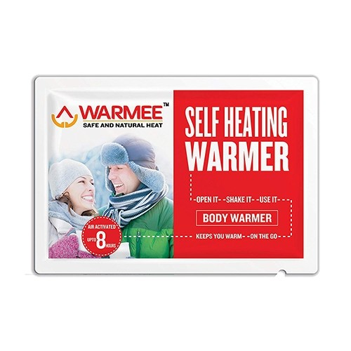 Warmee Body Warmers Heat Pouch - (pack of 5 regular)  1