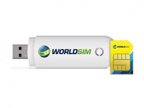 Data Roaming Internet Dongle 1