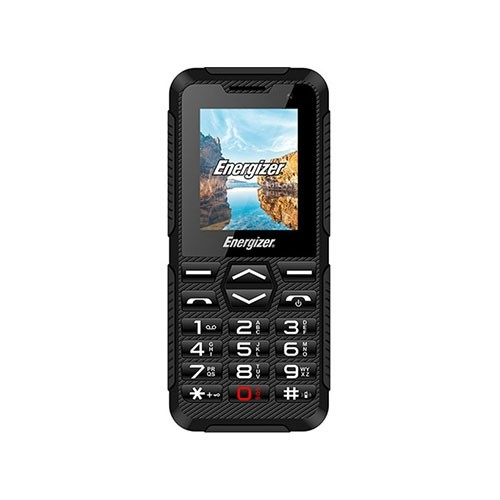 H10 Hardcase Dual SIM Phone Front View