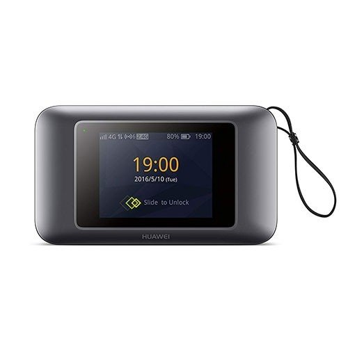 Huawei E5787 4G+ Touchscreen Mobile Hotspot & Powerbank 1