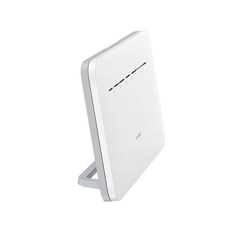 Huawei B535 4G Router Slim Right Tilted View
