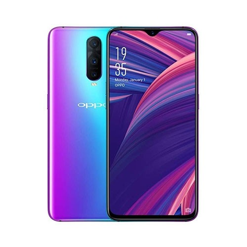 Oppo RX17 Pro Dual SIM Phone Front & Rear View