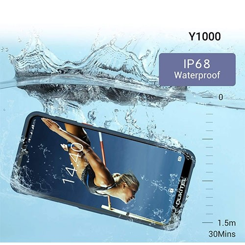 Y1000 Rugged 3G Smartphone Water Proof