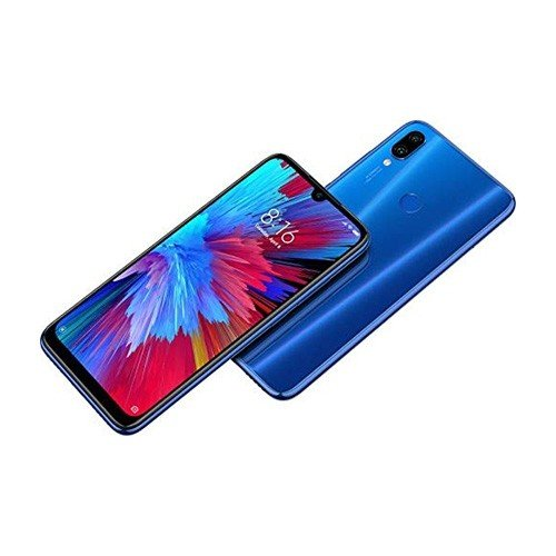 Redminote7 Blue Front Back