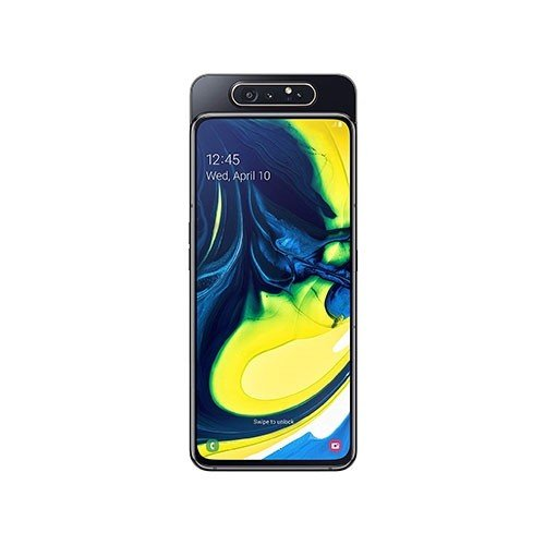 Samsung Galaxy A80 Front Vew