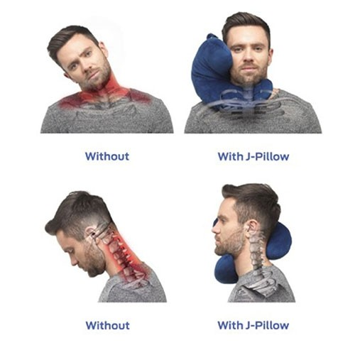 J-Pillow - Travel Pillow 3