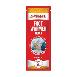 Warmee Foot Warmers Insole Heat Pouch - (2 pairs)