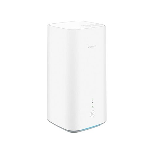 Huawei 4G/5G CPE Pro Router with Powerbank Tilted View