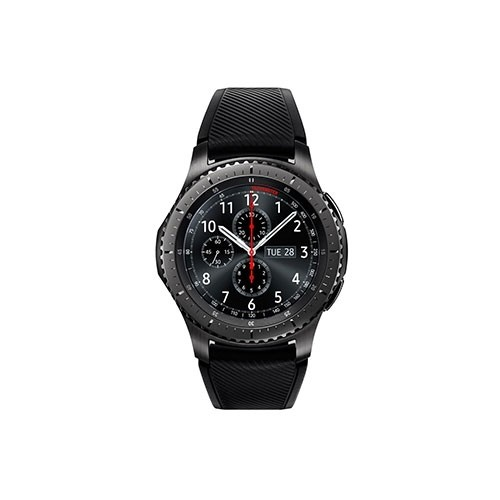 Samsung Gear S3 Frontier Front View