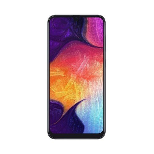 Samsung Galaxy A50 Front View