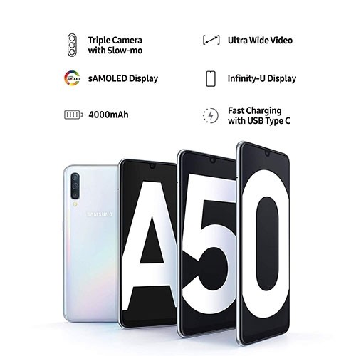Samsung Galaxy A50 Description