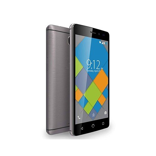 A4L 4G Dual SIM Phone Fornt & Rear Tilted View