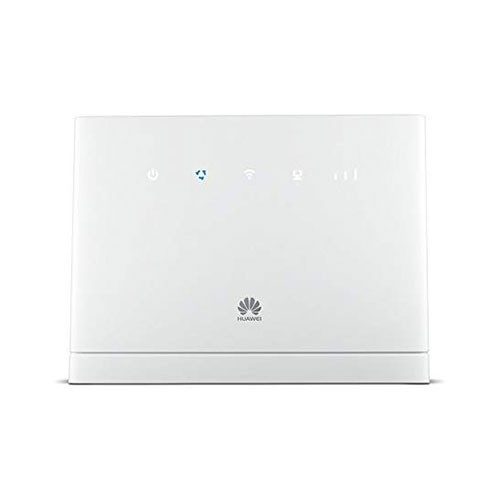 Huawei B315 4G Mobile Portable Wi-Fi Router Front View