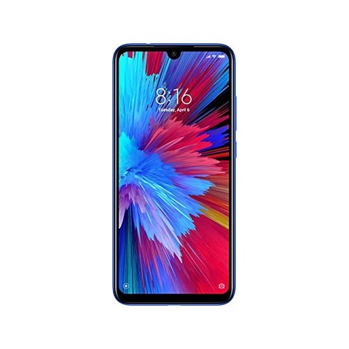 Redminote7 Blue Front