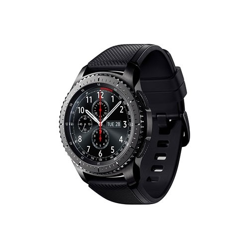 Samsung Gear S3 Frontier Tilted right View