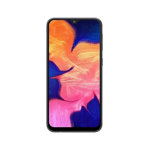 Samsung Galaxy A10 Front View