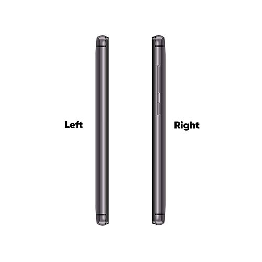 A4L 4G Dual SIM Phone Side View