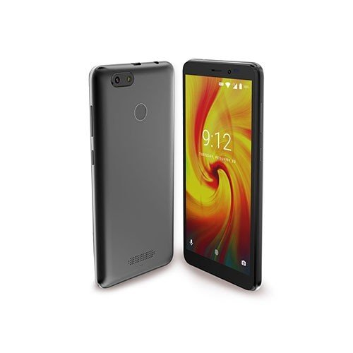 A5L+ 4G Dual SIM Phone Front & Rear Tilted View