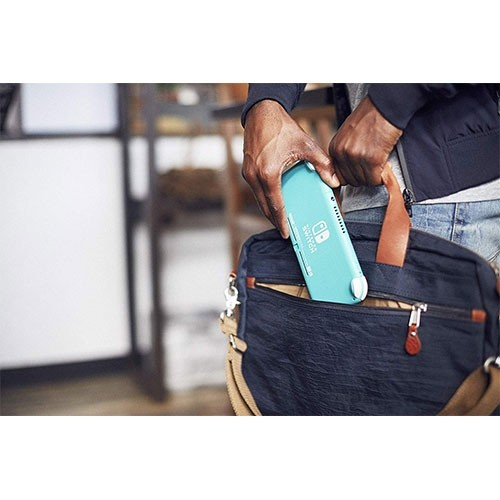 Nintendo Switch Lite Easy to Carry