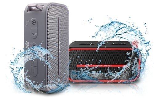 Bluetooth Waterproof Speaker 3