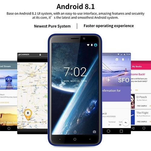 X50L 4G Dual SIM Phone