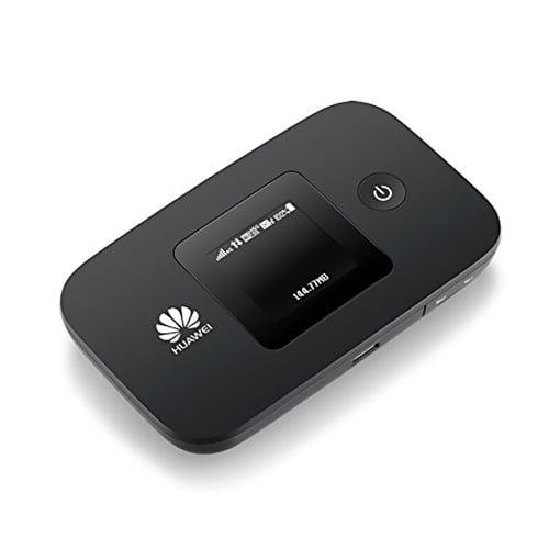Huawei WiFi hotspot E5372 overview