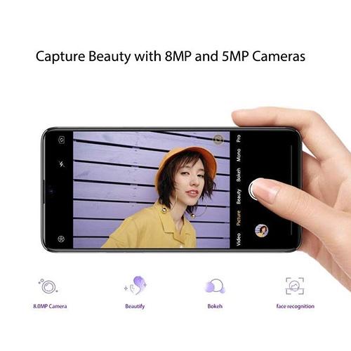 Dual SIM smart android phone