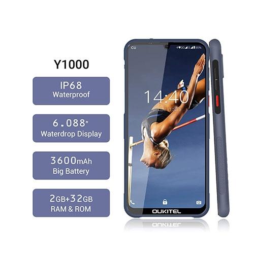 Y1000 Dual SIM Android phone