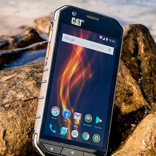 CAT S31 4G Dual SIM Android phone