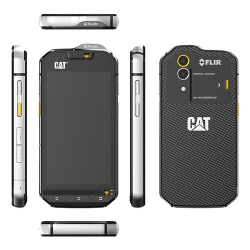 CAT S60 Dual SIM Phone