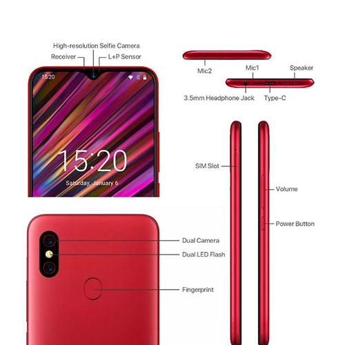F1 Dual SIM Phone