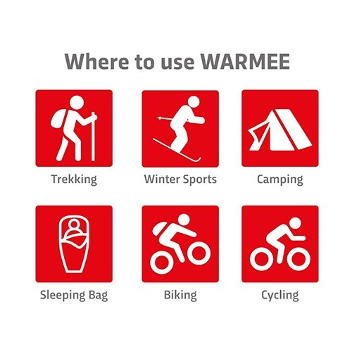 Warmee Body Warmers Heat Pouch