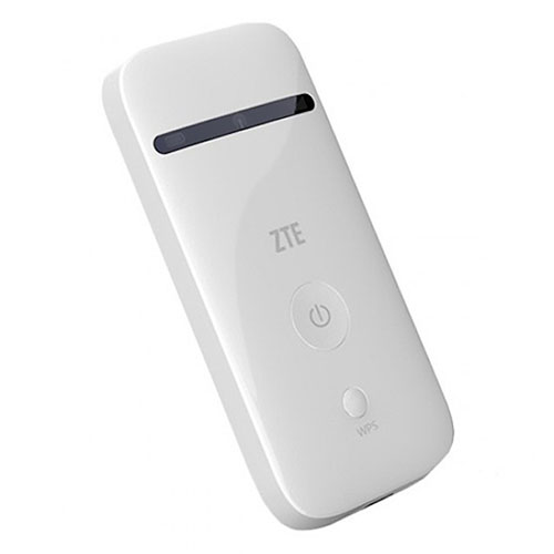 ZTE MF65 3G Portable Router Overview