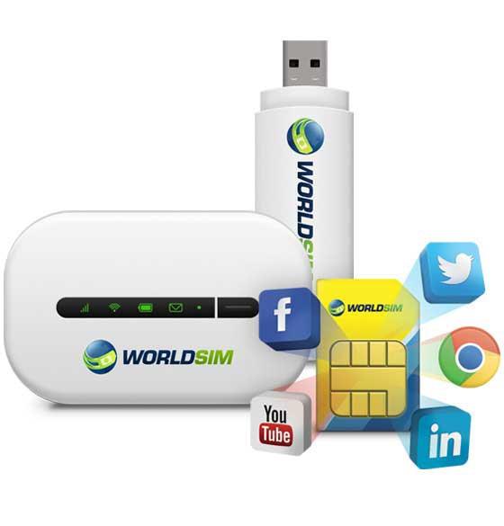 Data roaming gadgets