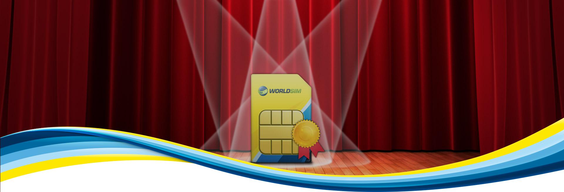 WorldSIM - our awards