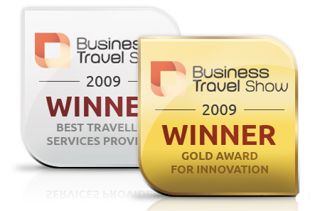 Business Travel Awards winner best traveller services