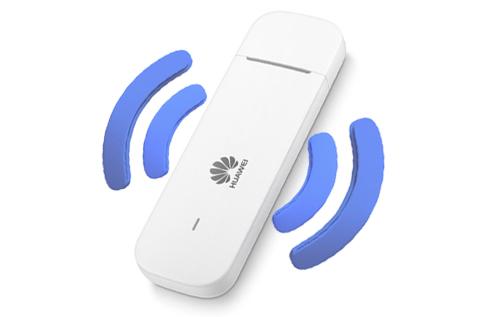 Huawei Mobile WiFi E3372s-153