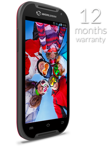12 months warranty android phone