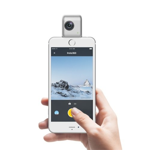 Insta360 Degree Nano iPhone Action Camera with Video