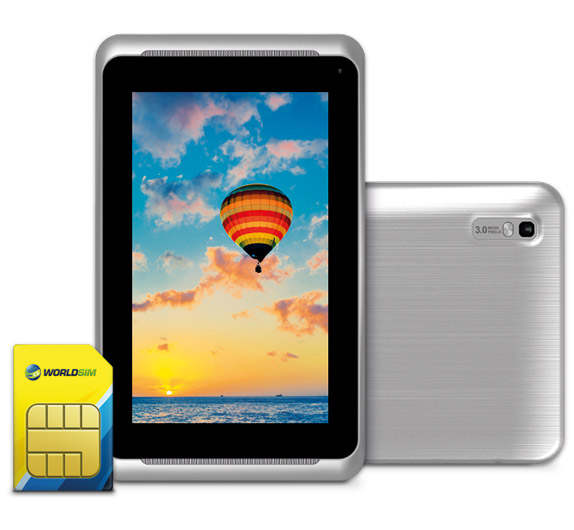 Overview Philco 3G android tablet